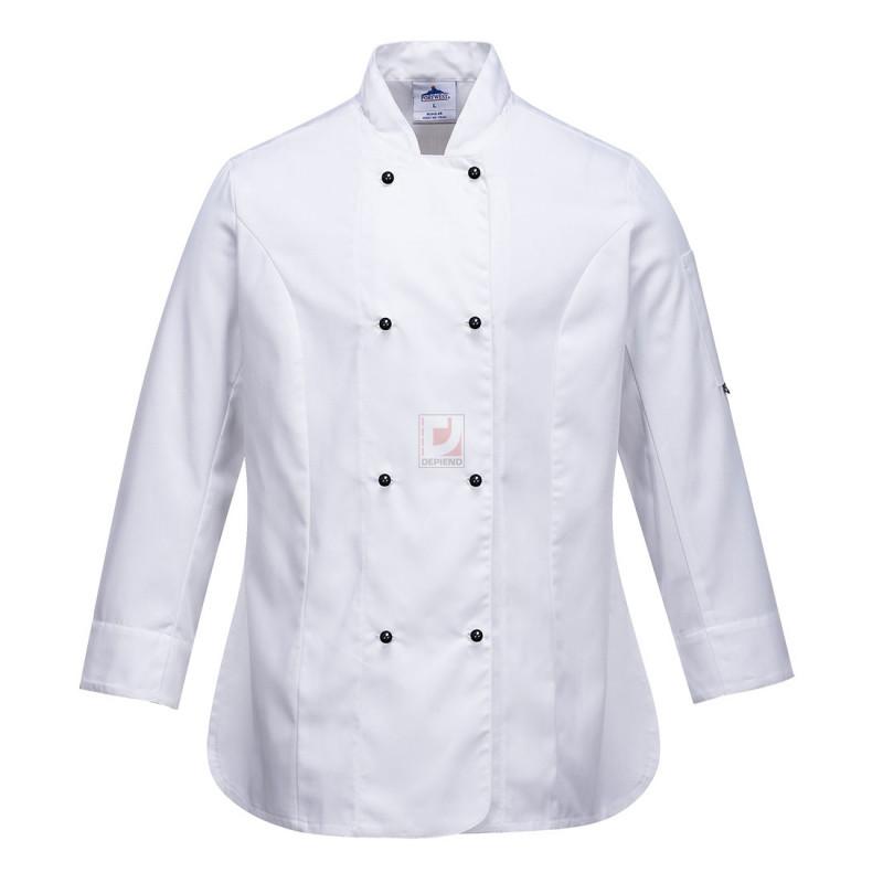 Munkavédelem Portwest séf ruházat Portwest Szakács